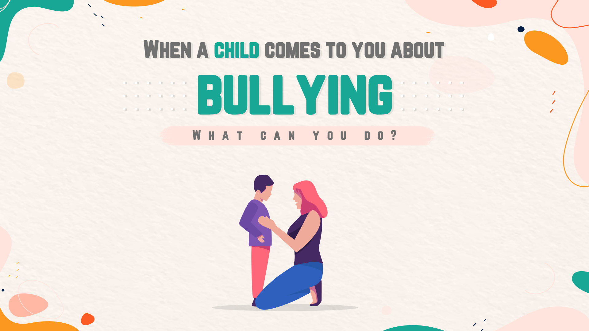 Bullying and Stuttering